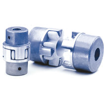 Flexible coupling / shafts / sleeve and shear pin