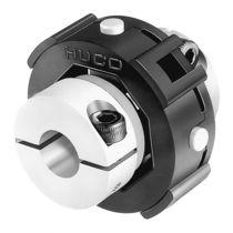 Flexible coupling / shafts / aluminum / brass