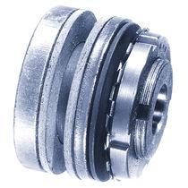 Rigid coupling / shafts / plastic / steel