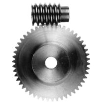 Worm gear / spiral / hub