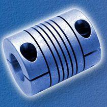 Transmission coupling / backlash-free / flange