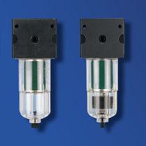 Air filter / compressed air / cartridge / pressure