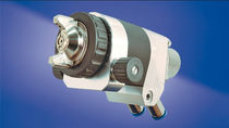 Spray gun / for paint / automatic / pneumatic