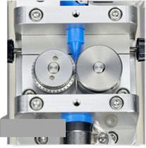 Soldering wire feeder / robotic