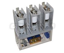 Power contactor / vacuum / three-phase / high-voltage