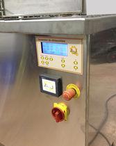 Ultrasonic cleaning machine / automatic / process / immersion