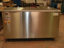 Ultrasonic cleaning machine / automatic / process / with basket