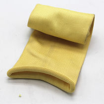Tubular sleeve / for pipes / thermal protection / kevlar