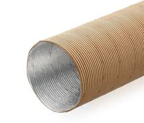Corrugated sleeve / for pipes / for cables / protection