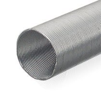 Corrugated sleeve / for cables / for electrical cables / protection