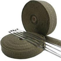 Basalt fiber / fabric / fire-resistant