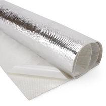 Aluminum fiber / fiberglass / fabric / fire-resistant