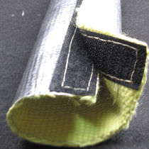 Openable sleeve / for cables / for pipes / thermal protection