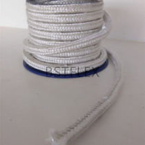 Static industrial rope / fiberglass / high-resistance