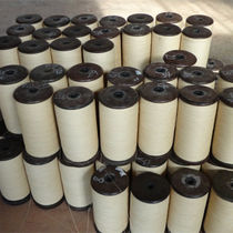 PTFE-coated fiberglass sewing thread