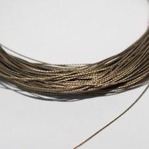 Basalt fiber sewing thread