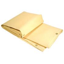 Acrylic welding blanket / coated / fiberglass