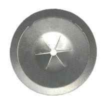 Self-locking washer / round / stainless steel