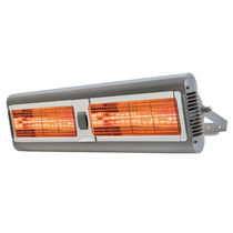 Electric radiant heater / tube