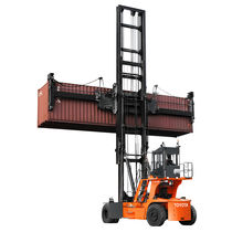 Diesel forklift / ride-on / empty container / handling