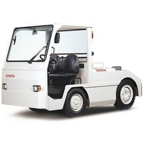 Electric tractor / 4-wheel / ride-on / towing