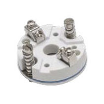 Screw connection terminal block / for temperature sensors