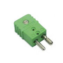 Electrical power supply connector / IEC C7 / parallel / male