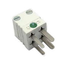 Electrical power supply connector / IEC C7 / male / 4-pole