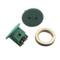 Data connector / IEC C7 / circular / female