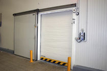 Roll-up doors / for cold storage / industrial / high-speed
