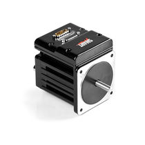 DC servomotor / brushless / air-cooled / high-torque