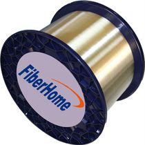 High temperature-resistant optical fiber