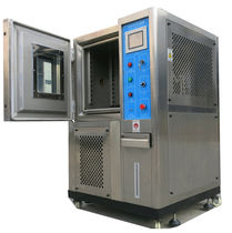 Climatic test chamber / humidity and temperature / stability / large dimension