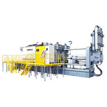 Low-pressure die casting machine / cold chamber