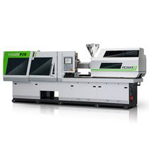 Horizontal injection molding machine / electric / fast-cycling / toggle