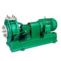 Chemical pump / electric / centrifugal / for viscous fluids