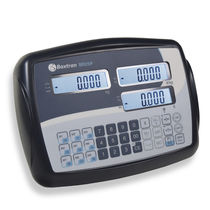 LCD display weight indicator / IP54 / for platform scales