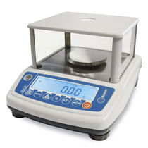 Precision scales / counting / with LCD display / stainless steel pan