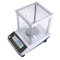 Precision scale / counting / with LCD display / battery-powered