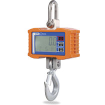 Crane scale with LCD display / for the metallurgical industry