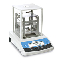 Laboratory scale / analysis / with LCD display / for jewelery