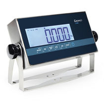 LCD display weight indicator / IP65 / IP54 / IP68