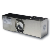 Shear beam load cell / block type / OIML / stainless steel