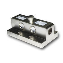 Compression load cell / block type / OIML / IP68