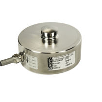 Compression load cell / canister / OIML / stainless steel
