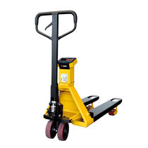 Electric pallet truck / multifunction / scale