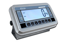Digital weight indicator / LCD display / benchtop / waterproof