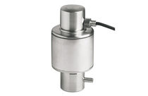 Compression load cell / in-line / stainless steel / hermetic