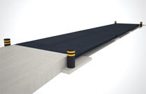 Modular weighbridge / for vehicles