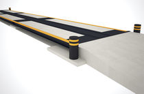 Vehicle weighbridge / concrete / metal